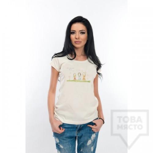 Дамска тениска Whiteberry - girls
