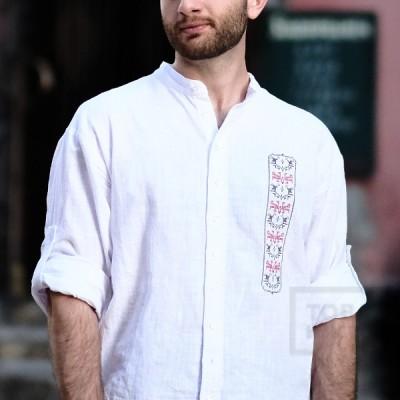 """Мъжка риза Носия - """"Природа"""""""