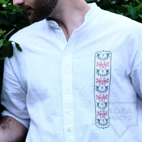 Мъжка риза Носия - Природа