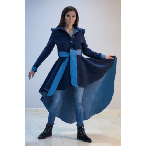 Дамско зимно палто Parola - Margery