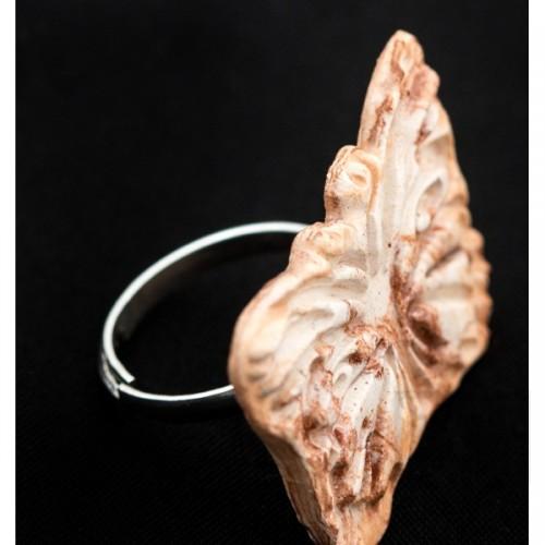 Ръчно изработен пръстен RumsiRum - Butterfly