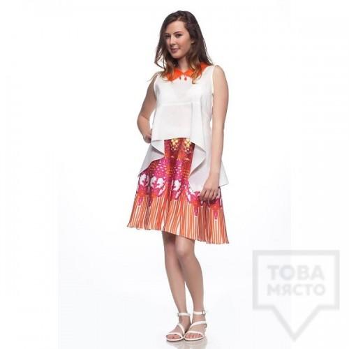 Дизайнерска пола VIVASTELLA - colour crochet