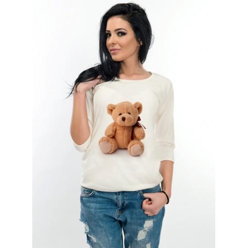 Дамска тениска - WhiteBerry winnie the pooh