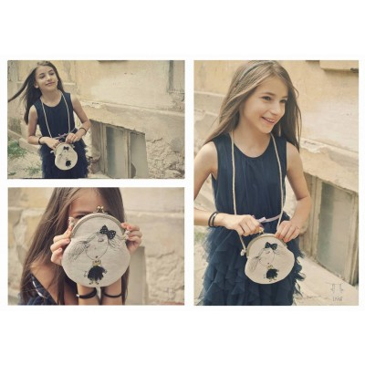 Дизайнерска чанта Zaiot - Little Lady