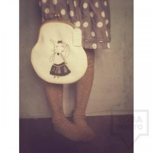Дизайнерска чанта Zaiot - Bunny love