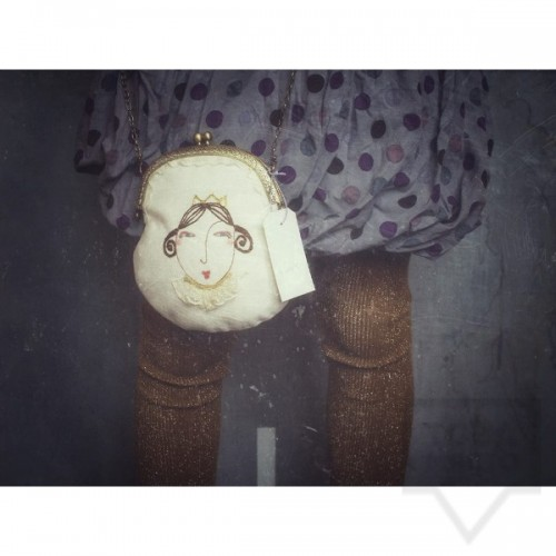 Дизайнерска чанта Zaiot - Princess Leia