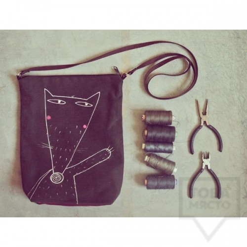 Дизайнерска чанта Zaiot - Foxy
