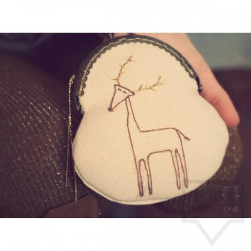 Дизайнерска чанта Zaiot - Deer child