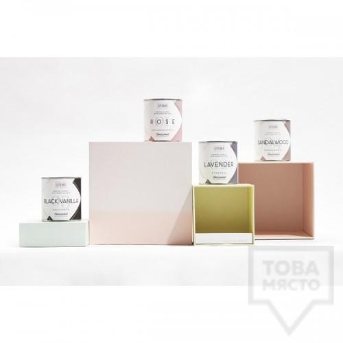 Луксозна ароматна свещ I/TEMS - Sandalwood