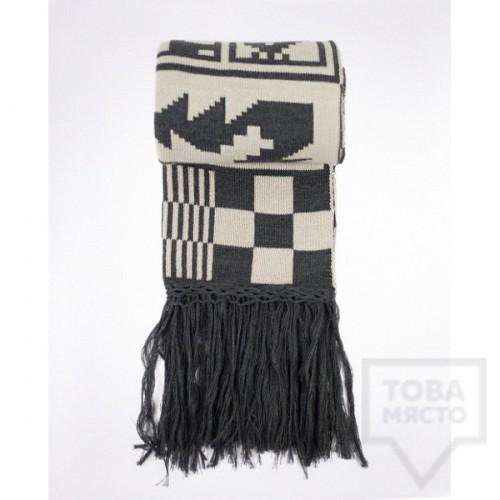 Дизайнерски зимен шал  Shevitza - Sofia